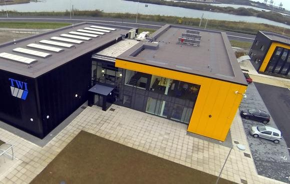 TWI's Advanced Non-destructive Testing Centre in Port Talbot, South Wales.