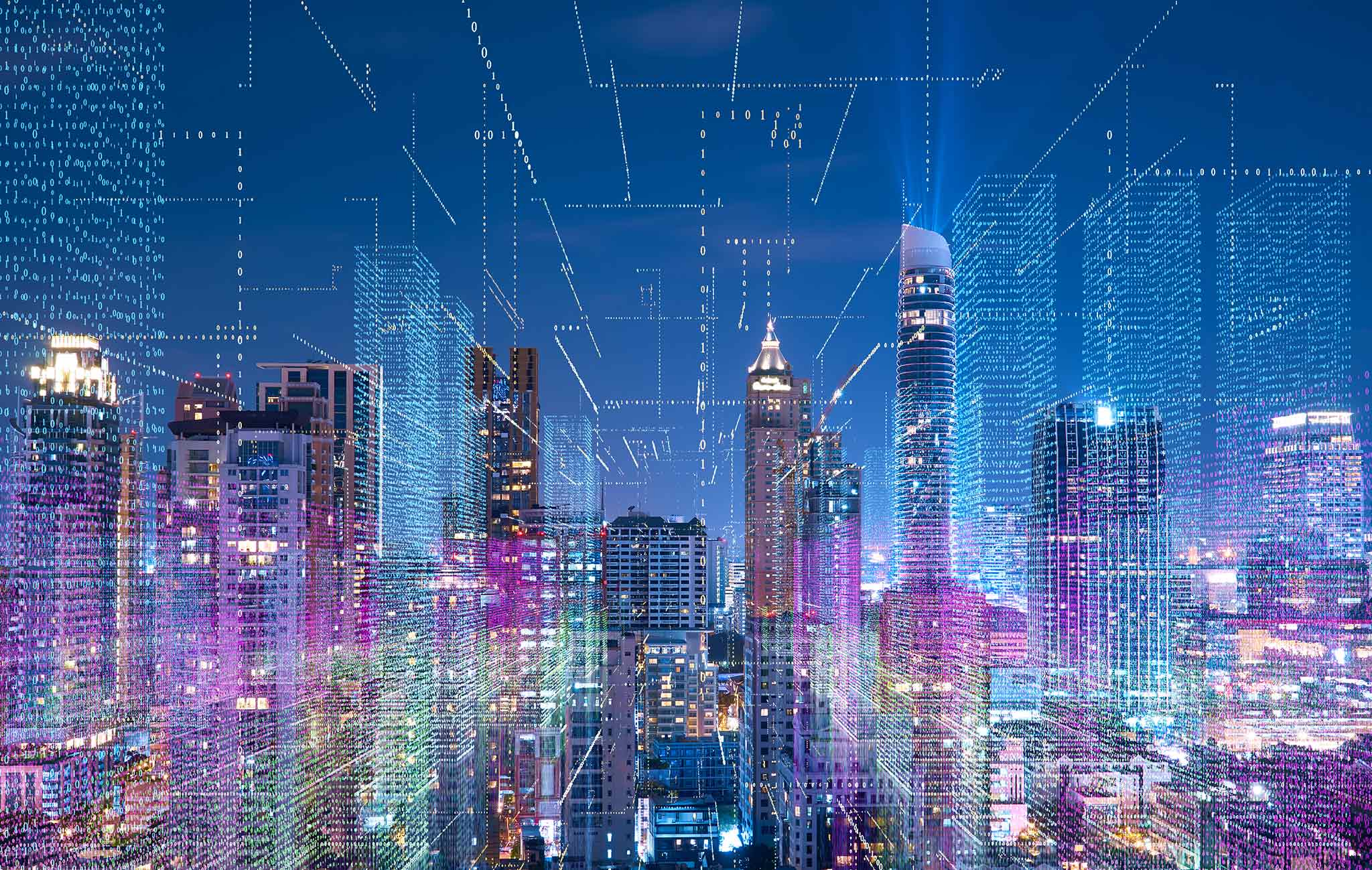 What Is A Smart City Definition And Examples Twi