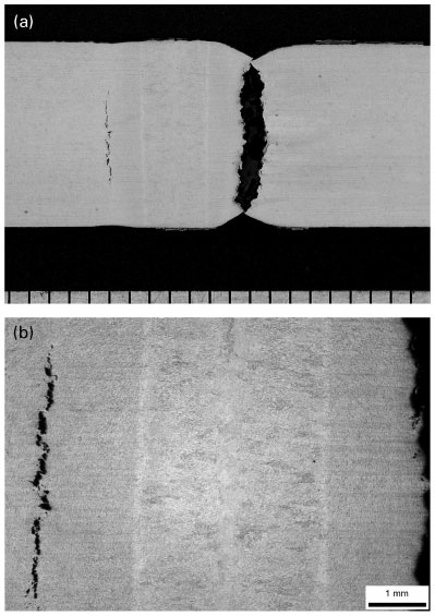 9 Type IV cracking in electron beam welded 9%Cr–1%Mo steel
