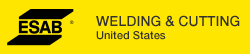 ESAB Welding and Cutting logo
