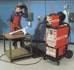 Equipment for MIG Welding - TWI