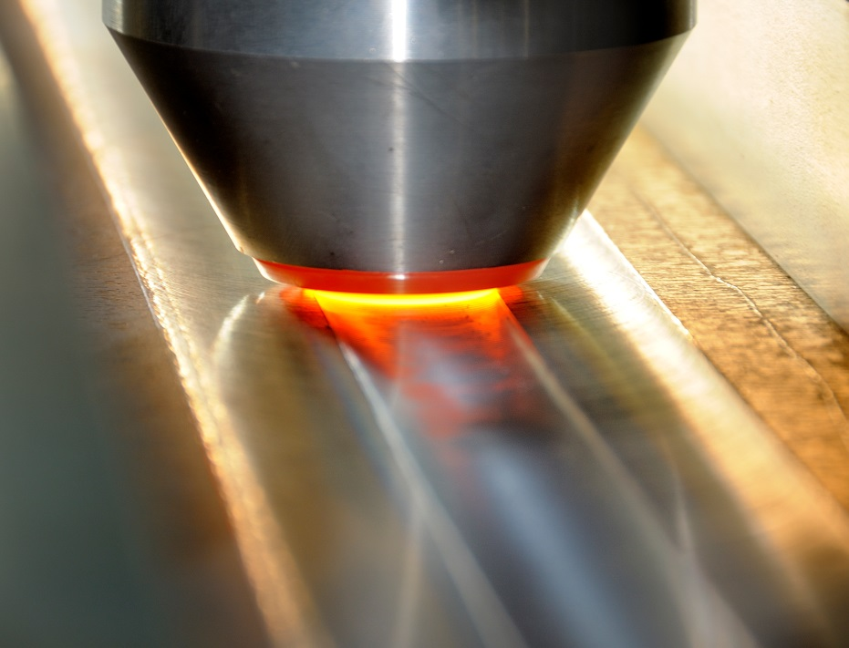 Friction stir welding of high performance steels