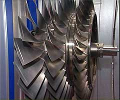 MTU Munich uses linear friction welding in the production of Eurofighter aero engines