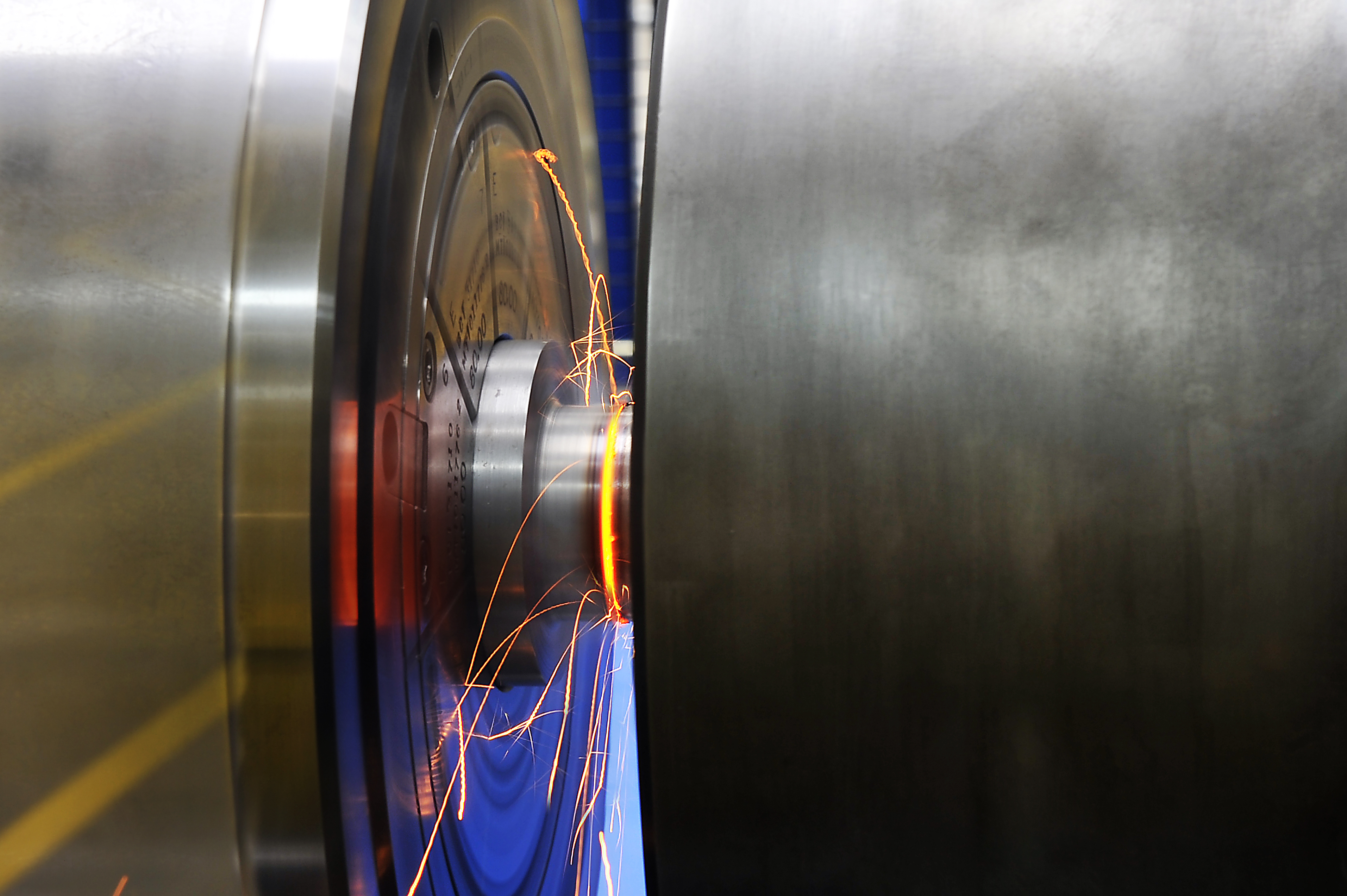 Advanced rotary friction welding