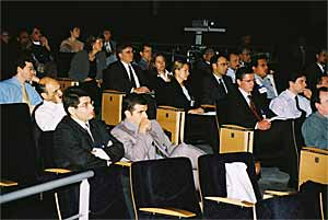 Delegates at the 5th International Friction Stir Welding Symposium in Metz Photo courtesy of Institut de Soudure
