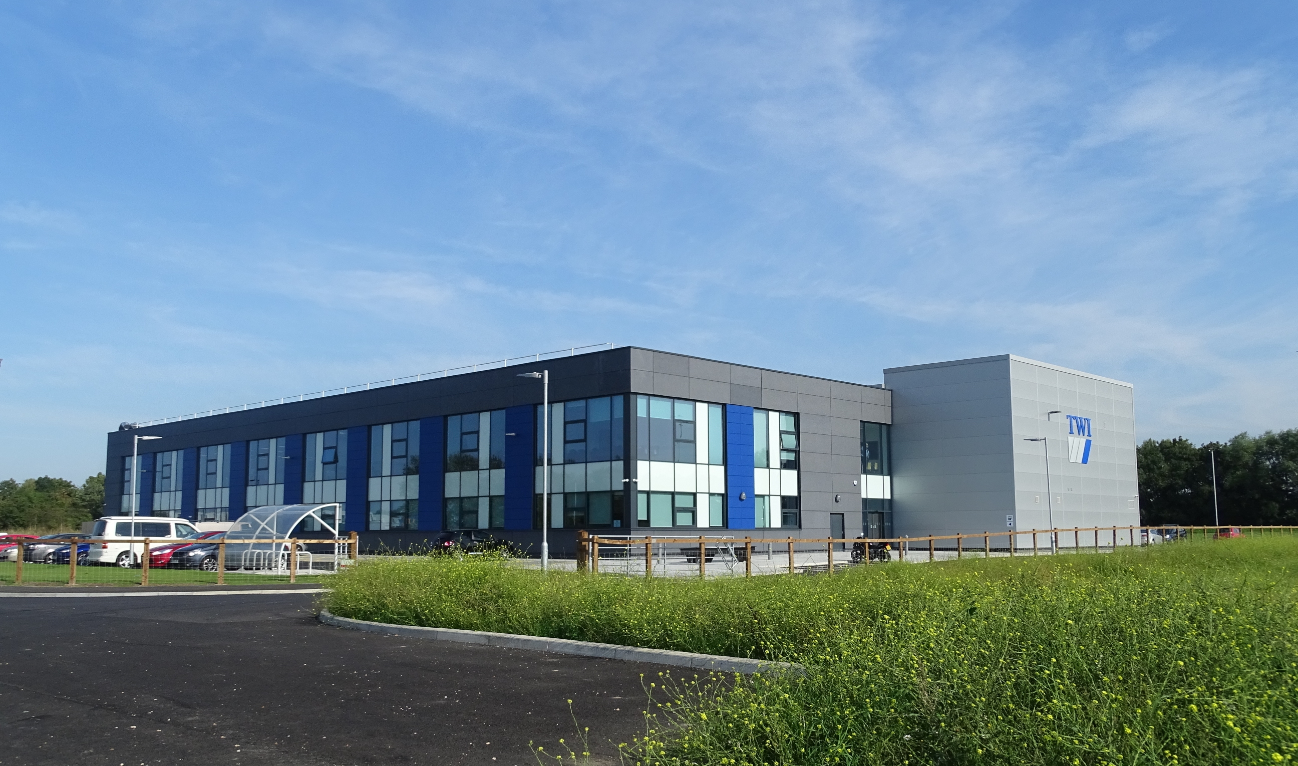 The new TWI Middlesbrough Technology and Training Centre