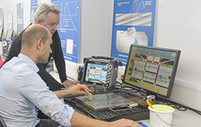Phased Array Ultrasonic Training - An Innovative Approach