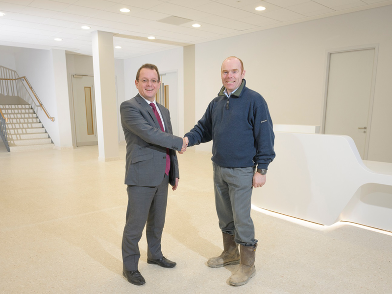 SDC completes new building to house TWI's structural integrity expertise