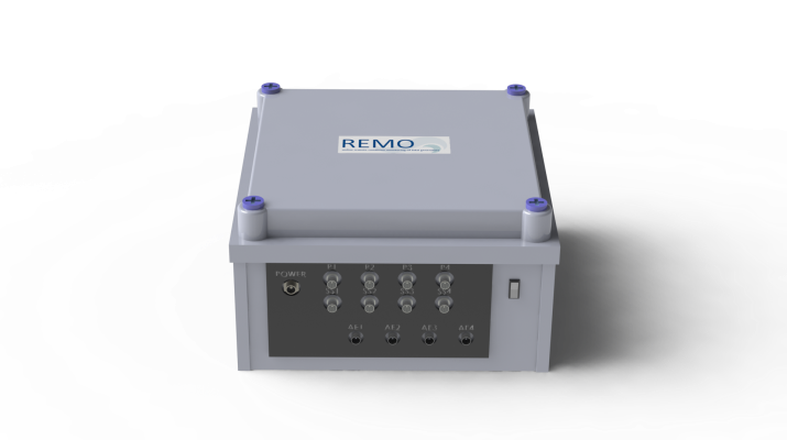 Figure 2 REMO Condition Monitoring System