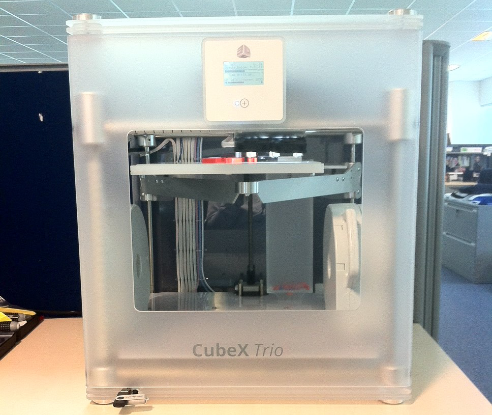 TWI acquires 3D printer capable of printing polymer material 3