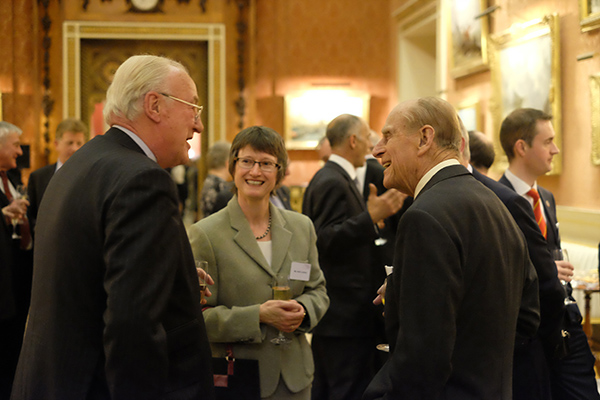 TWI attends tribology anniversary reception hosted by HRH the Duke of Edinburgh.jpg