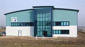 TWI's purpose built facility on the Advanced Manufacturing Park, Waverley