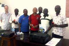 TWI Nigeria celebrates Grade 2 Painting Inspection course - TWI