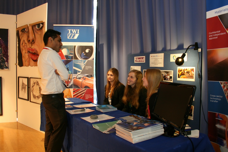 TWI Supports A-level Engineering Students