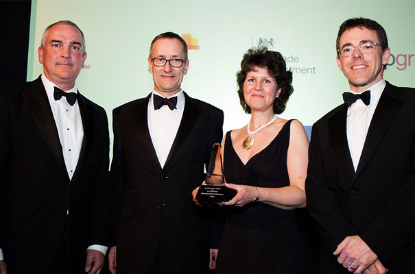 TWI wins Cambridge 'Business Weekly' Award for International Trade