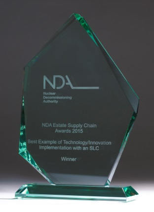 TWI lands NDA innovation award for cutting-edge approach to decommissioning of nuclear skips