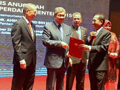 TWI South East Asia commended by Malaysian government for its work with young welders 2