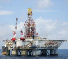 Oil platform - homepage featured news crop