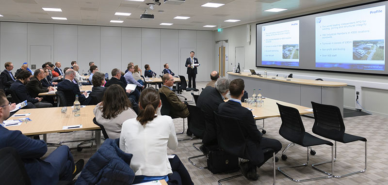 TWI hosts innovation and technology open day to support European collaboration