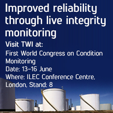 Condition and Structural Health Monitoring - Banner 2