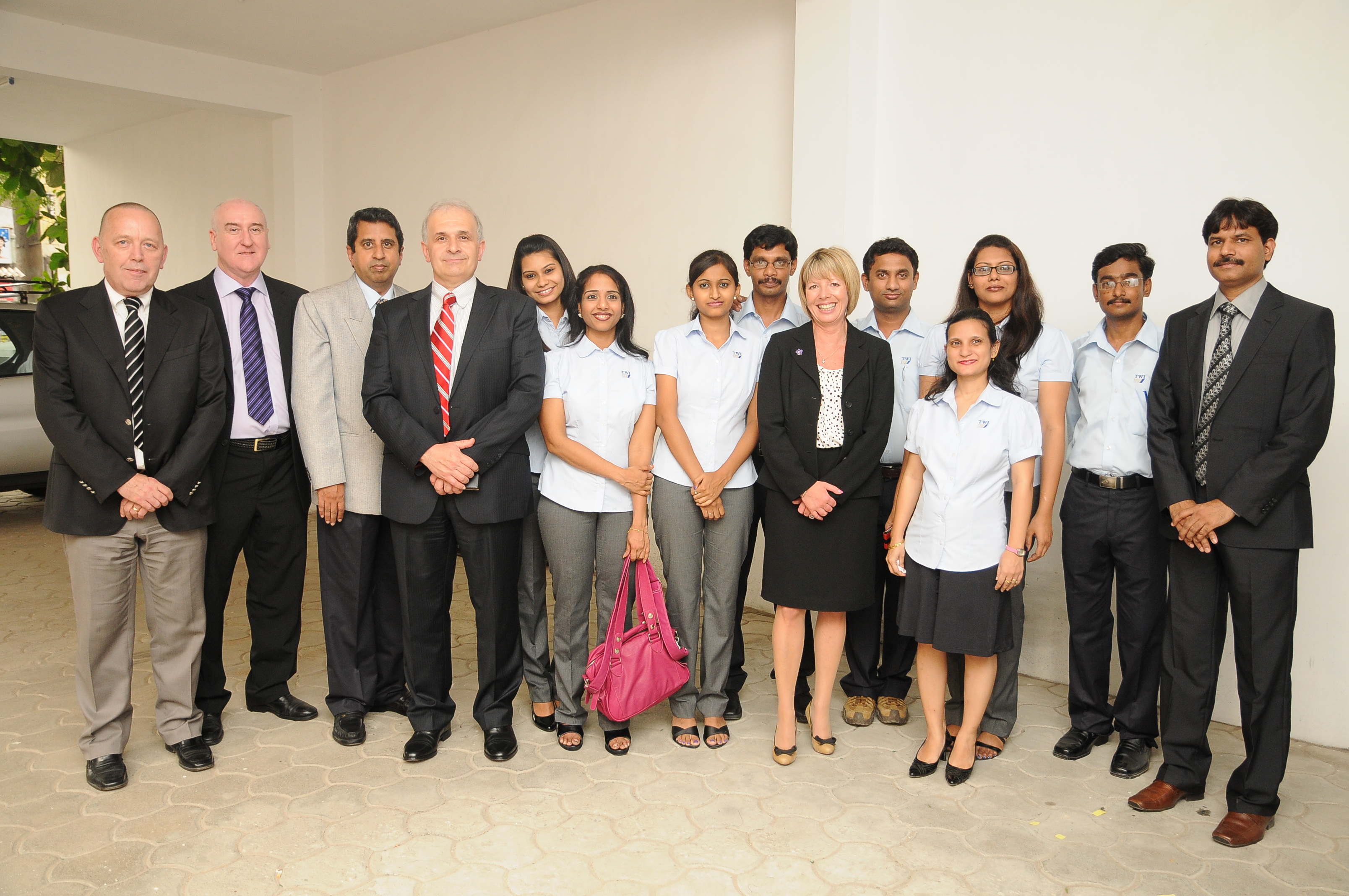 TWI opens a new Indian Training and Technology Centre