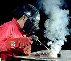 Welding fume and your health