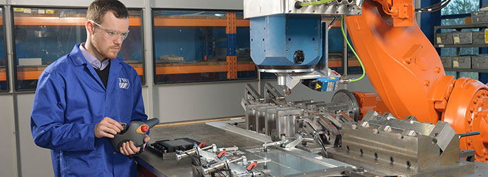 Friction Stir Welding Laboratory