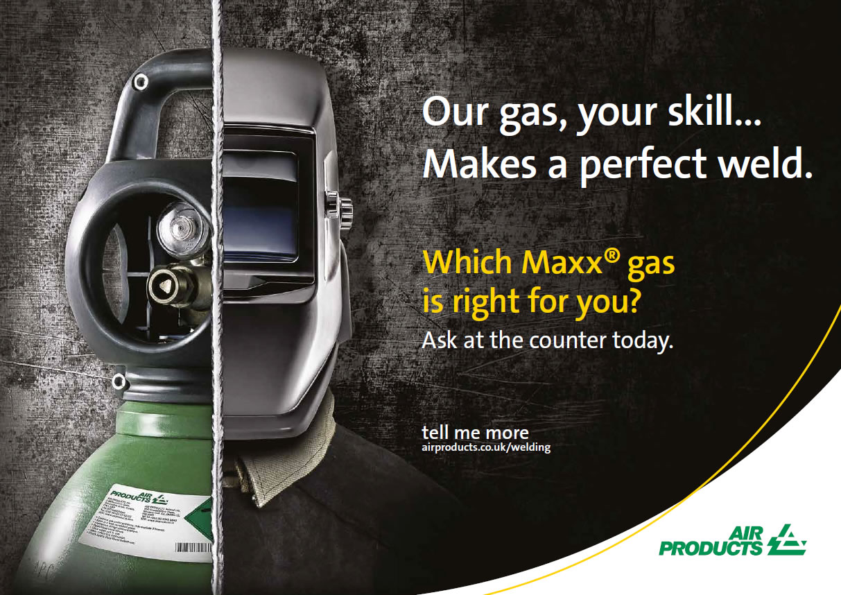 Air Products - which Maxx gas is right for you?